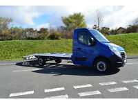 Vauxhall Movano 2.3CDTI RECOVERY TRUCK BEAVER TAIL CAT TRANSPORTER