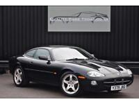 2001 Jaguar XK8 V8 Coupe * Ebony Black + Ivory Leather + Just 20k Miles*