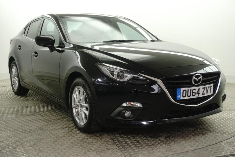 2014 Mazda 3 D SE-L Diesel black Manual