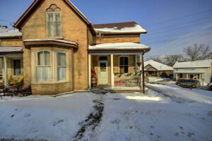 OPEN HOUSE CANCELLED!!! HOME FOR SALE! 32 Church St E, Elmira.