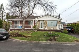 Just listed:Nice house in Pierrefonds next to trainstation