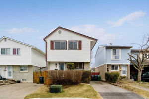 Excellent Detached Home In Prime Location!