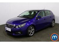 2019 Peugeot 308 1.2 PureTech 130 Allure 5dr Hatchback Petrol Manual