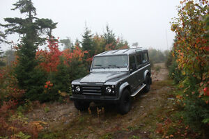 1983 Land Rover Defender Automatic