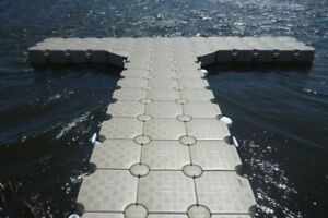 CanDock FLOATING DOCK $2,547 for a 30′ system