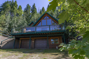 Eagle Bay - Semi-Lakeshore 2001 Custom Built Home