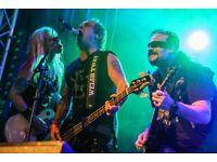 Solid DRUMMER REQUIRED Rock,Punk,Metal,Thrash LONDON BASED