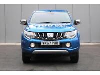 BRAND NEW - Mitsubishi L200 2.4DI-D 4WD Titan Double Cab