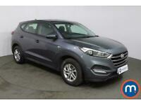 2017 Hyundai Tucson 1.7 CRDi Blue Drive S 5dr 2WD CrossOver Diesel Manual