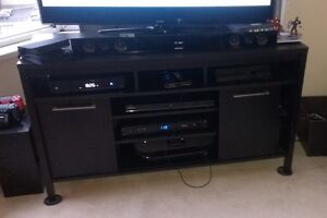 PRICE DROP! Low Profile Entertainment Center - AVAILABLE MARCH 1