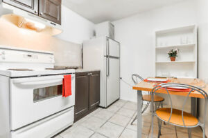 Clean, bright, and close to universities! 3 bedroom unit!