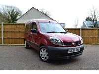 2007 Renault Kangoo 1.2 16v 75 Authentique WheelChair Accessible