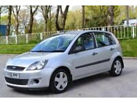 2006 Ford Fiesta 1.4 Zetec Climate 5dr