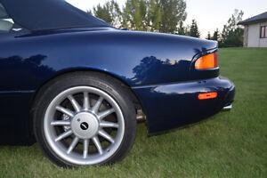 1998 AstonMartin DB7 Volante Convertible