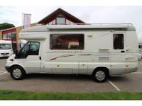 Autosleeper Amethyst Gem 4 Berth Motorhome for sale