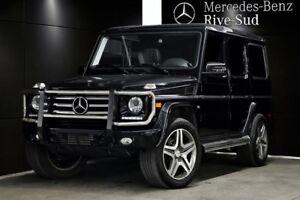 2015 Mercedes-Benz G550 4MATIC