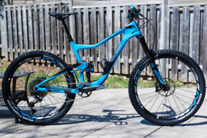 2017 Giant Trance Advanced 0 - Great Condition - Large Frame