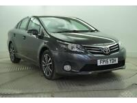 2015 Toyota Avensis D-4D ICON Diesel grey Manual