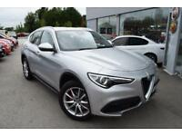 2018 Alfa Romeo Stelvio 2.0 Speciale AWD 5dr Petrol grey Automatic