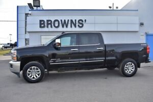 2016 Chevrolet Silverado 2500HD LTZ - W/Leather Heated & Cooled