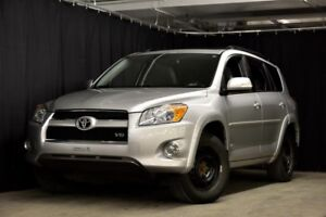 2011 Toyota Rav4 4WD LIMITED 4A