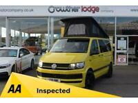 2019 Volkswagen Transporter 2.0 T28 TDI P/V BMT 101 BHP CAMPERVAN CAMPERVAN Dies