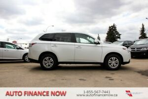 2014 Mitsubishi Outlander AWD $158 BIWEEKLY CHEAP PAMENTS