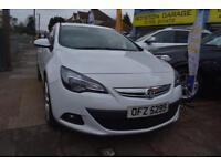 GOOD CREDIT CAR FINANCE AVAILABLE 2013 13 VAUXHALL ASTRA GTC 1.4 TURBO SRi