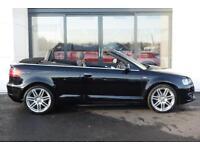 2012 Audi A3 Cabriolet 1.6 TDI S Line 2dr