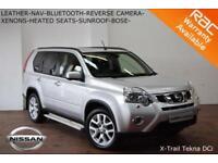 2014 Nissan X-Trail 2.0dCi (173ps) 4X4 Tekna-XENONS-NAV-CAMERA-SUNROOF-