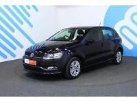 2014 Volkswagen Polo 1.4 TDI BlueMotion Tech SE 5dr (start/stop)