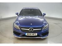 Mercedes-Benz C Class C250d AMG Line 2dr Auto