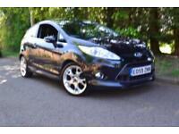 2009 59 Ford Fiesta 1.6TDCi Diesel Titanium £109 A Month £0 Deposit