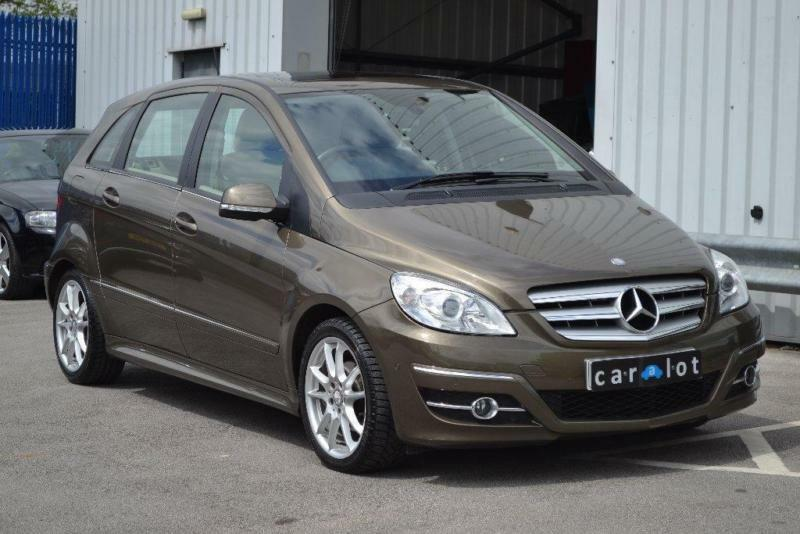 2009 mercedes benz b class 1 5 b160 sport cvt 5dr in spondon derbyshire gumtree. Black Bedroom Furniture Sets. Home Design Ideas