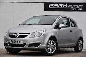 2009 Vauxhall Corsa 1.3 CDTi ecoFLEX 16v Active Plus 3dr
