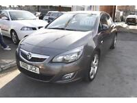 2010 Vauxhall Astra 1.4i TurboSRi 1 OWNER FROM NEW MOT'ED SERVICE HISTORY 2 KEYS