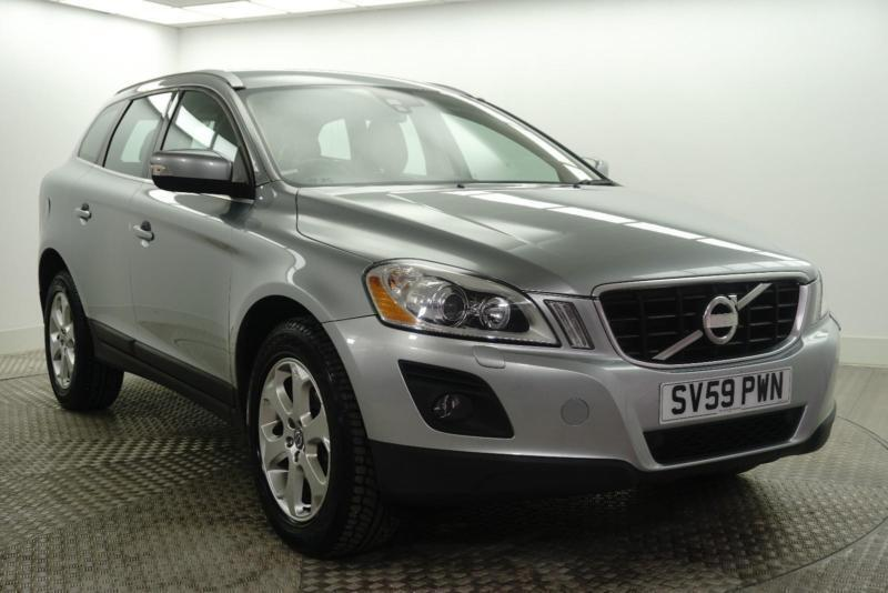 2009 Volvo XC60 D5 SE LUX AWD Diesel silver Automatic