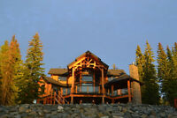 Custom Whistler Style Chalets and House Packages