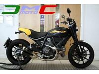 2015 Ducati Scrambler Full Throttle 165 Miles 1 Owner Akrapovic | £99.60 pcm
