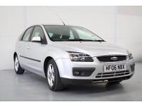 FORD FOCUS 1.6 TDCI ZETEC AUTOMATIC 5 DR, £81 MONTHLY