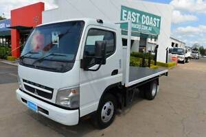MITSUBISHI CANTER FE83 ** TRAYTOP ** #4930 Archerfield Brisbane South West Preview