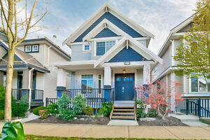 Main House for Rent in Clayton, (Surrey, BC.)