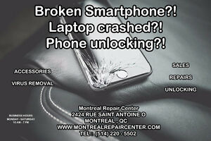 -------- REPAIR AND UNLOCK ALL SMARTPHONES IN 15 MIN   ---------