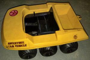 Vintage Gi Joe Adventure Vehicle