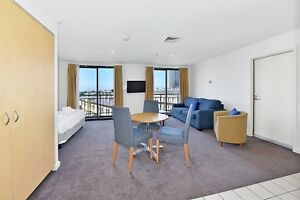 Fully Furnished 1 bed Apartment. All bills & utilities inc. East Melbourne Melbourne City Preview