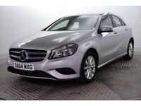 2014 Mercedes-Benz A Class A180 CDI BLUEEFFICIENCY SE Diesel silver Automatic