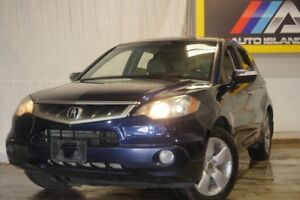 2009 Acura RDX AWD,Tech Pkg,Navi,Camera,Leather,Sunroof