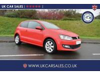 2014 Volkswagen Polo 1.2 TDI Match Edition 3dr