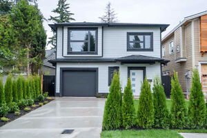 Brand New House in Beautiful Burnaby Lake Area