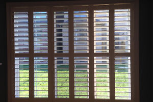 Shutters and Blinds 416 859 1901